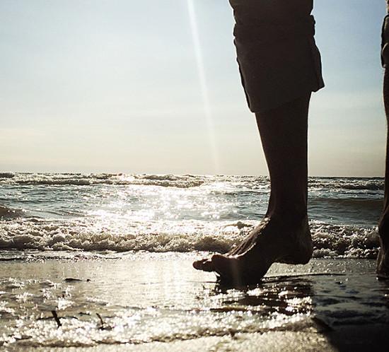 Spätsommer am Meer