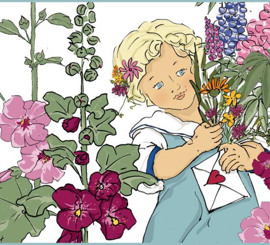 Neue Blüten für Clara