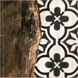 LUPINUS SALON Kollektion Zementfliesen