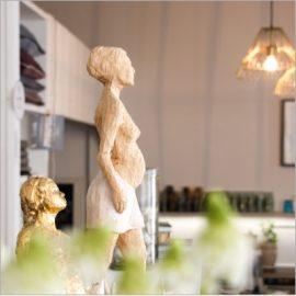LUPINUS SALON Kollektionen Skulpturen
